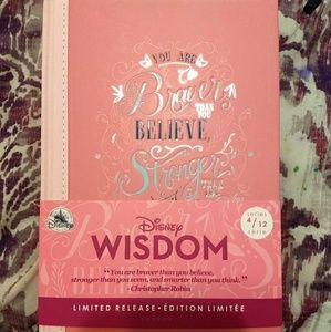 Piglet Disney Wisdom Journal April Limited Release